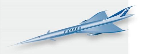 Finnair aircraft of the future